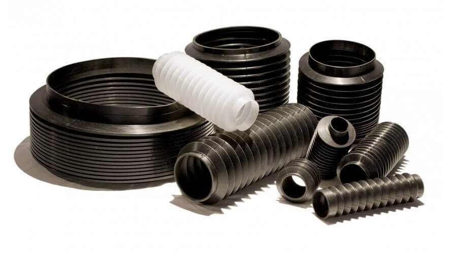 Rubber bellows expansion zhw manufacturer